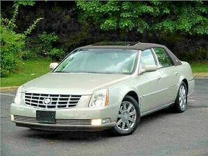 2007 Cadillac DTS LUXURY II ONE OWNER LOW 53K MILES CLEAN CARFAX