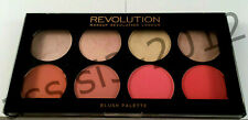 Makeup Revolution Blush Palette in BLUSH GODDESS Blusher Highlighter Contour NEW