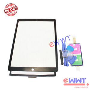 Replacement Black Touch Screen Digitizer+Tools for iPad-Pro 2 12.9 A1670 ZVLU911