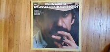 JIM CROCE TIME IN A BOTTLE GREATEST LOVE  SONGS NM Vinyl LP VG++ Record Cover