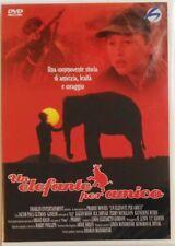 Dvd Un Elefante per amico di Dharan Mandrayar 1992 Nuovo