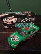 Bobby Labonte Autographed 1999 Interstate Batteries #18 -1:24th Scale Diecast