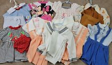 Vintage girls dress boy/girl Kid Lot Of 9 Outfits various sizes 18 items total