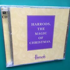 HARRODS Knightsbridge MAGIC OF CHRISTMAS 2-CD Joe Longthorne Salvation Army Band