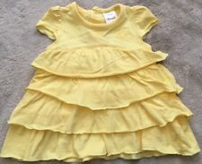 DYMPLES yellow Summer Layered Dress 000 EEUC. 10 Items = $5 Post