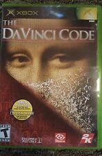 Xbox The DaVinci Code Excellent shape