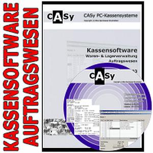 professionelle KASSENSOFTWARE + integrierte WaWi - Netzwerkversion