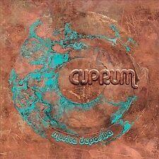 Musica Deposita CD,  Czech progressive rock  by Cuprum