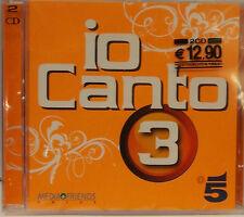 IO CANTO 3 - DOPPIO CD SIGILLATO OFFERTA