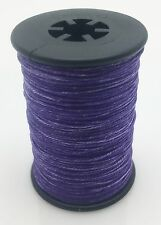 Purple BCY 3D Serving Thread.017 120 Yard Jig Spool Bow String End Serving