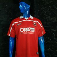 Barnsley Jersey Home football shirt 1999 - 2000 Red Admiral Trikot Mens Size L