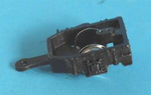 NEW HORNBY X1546 S4548 A1, A3, A4 PONY TRUCK REAR BOGIE with BLACK WHEELS SPARES