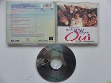 CD BO Film OST Il n y a pas que le sexe dans la vie OUI NICOLAS JORELLE 710731