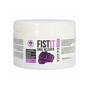 Fist it Lubricant Anal Sex Toy Lube Gel Numb Relax Cool Thick Glide Silicone Bum