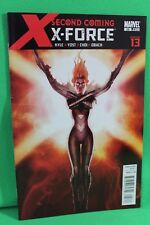 X-Force #28 Second Coming Kyle Yost Comic Marvel Comics F
