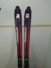Atomic Skis Beta Carve With Bindings Marker Size 180cm