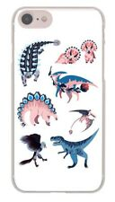 Dinosaur Cartoon T-rex Gift Cute Hard Cover Case For iPhone Huawei Galaxy New