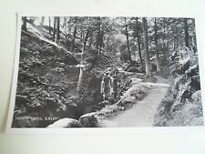 Vintage Real Photo Postcard HEBERS GHYLL ILKLEY Franked & Stamped 1952