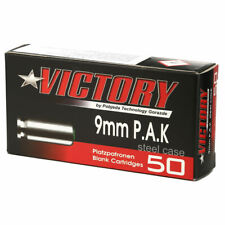 CARTUCCE A SALVE VICTORY CALIBRO 9 MM & 380 MM