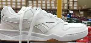 Reebok BB4500 White Gum Sole FZ3858 Mens Basketball Shoes Size 10.5