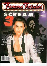 WoW! Femme Fatales V8#13 Scream 3! Witch Craft! From Dusk Til Dawn 3! Lost World
