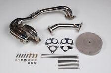 Tomioka Racing TR Subaru Single Scroll Unequal Length Exhaust Manifold with 3 bo