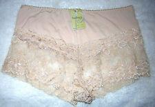 Panty Slip aus Spitze 0415 haut sexy Softmaterial Gr.46