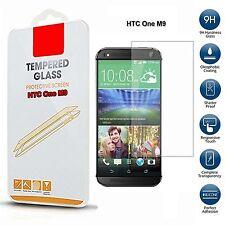 für HTC One M9 Hartglas Mobile Leinwand Schutz
