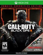 Call of Duty: Black Ops III Zombies Chronicles Edition (Xbox One, 2017)
