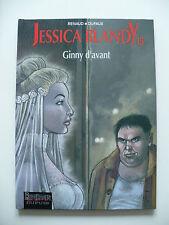 EO 1998 (très bel état) - Jessica Blandy 15 (Ginny d'avant) - Renaud & Dufaux