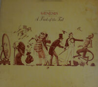 genesis a trick of the tail lp
