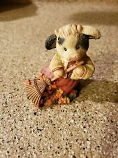 Mary's Moo Moos Moo Autumn Be In Pictures Enesco Figurines
