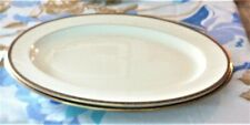 2 - Large Minton St. James  Oval Serving Platters.