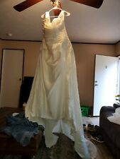 Plus size wedding dresses size 20