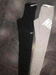 X 2 Womens Nike Legging Size S 💖
