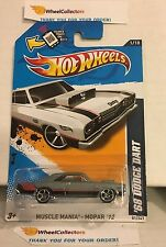 '68 Dodge Dart #81 * Grey Walmart Only * 2012 Hot Wheels * N166