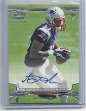1/1 AARON DOBSON 2013 TOPPS PRIME SILVER ROOKIE AUTO RC #D 17/250 JERSEY #17!