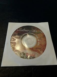 Tandy LeatherCraft 55510-00 Instructional DVD