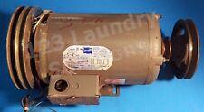 Doerr Electric Motor for Milnor washer Lr22132 220V 3/4Hp 3 Ph [Used]