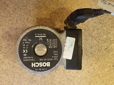 Bosch 59596500 used replacement pump head. Head only