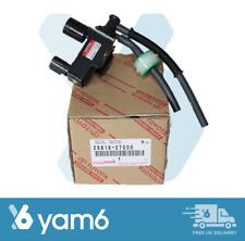 Nuevo Toyota Genuine; Sensor De Presión Turbo Boost Válvula De Vacío 25819-27030