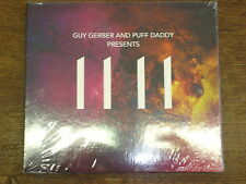 GUY GERBER AND PUFF DADDY Presents 11 11 DIGIPACK CD NEUF