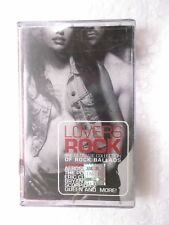 LOVERS ROCK  QUEEN THE POLICE SCORPIONS TOTO  2003 RARE orig CASSETTE TAPE INDIA