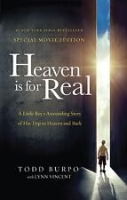Heaven is for Real Movie Edition: A Little Boys Astounding Story of His Trip to