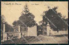 Treviso Ormelle di Oderzo Villa Regini cartolina VK3470