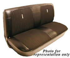 1967-72 Ford F100/250 Pickup Truck Front Bench Seat Upholstery, Cloth