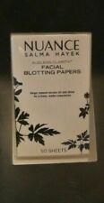 Nuance Salma Hayek Ageless Clarity Facial Blotting Papers 50 Sheets- ships free