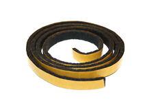 Filzstreifen braun schwarz Filzband selbstklebend 1 m Breite 15 mm Filzgleiter