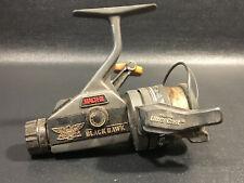 Fenwick Blackhawk Mach III 5.2:1 6-12lb Graphite Titanium Spinning Fishing Reel