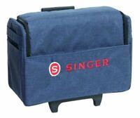 """Singer Sewing Machine Serger Carrying Roller Bag - 20.5"""""""
